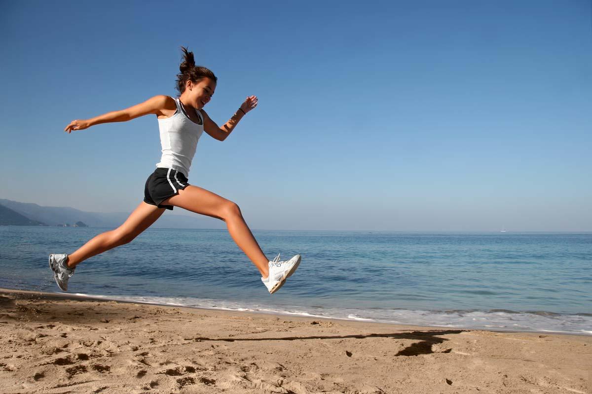 ออกกำลังกายสักหน่อย