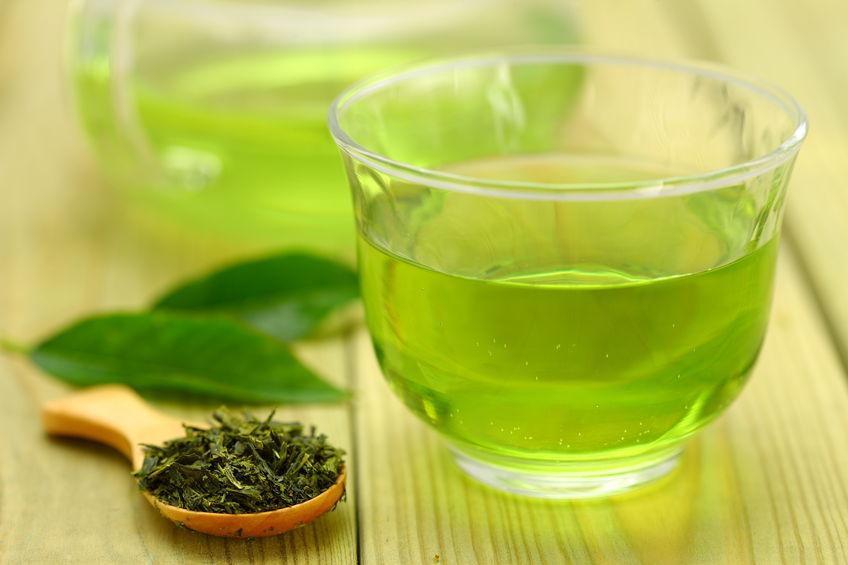 น้ำชาเขียวดีต่อสุขภาพ