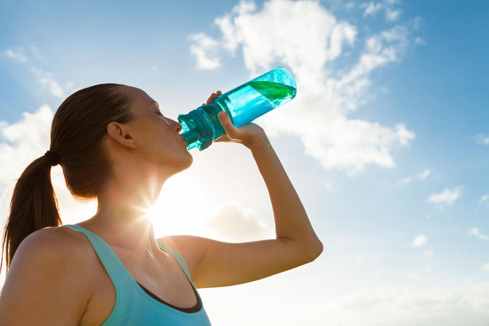 ดื่มน้ำให้มาก ต่อวัน