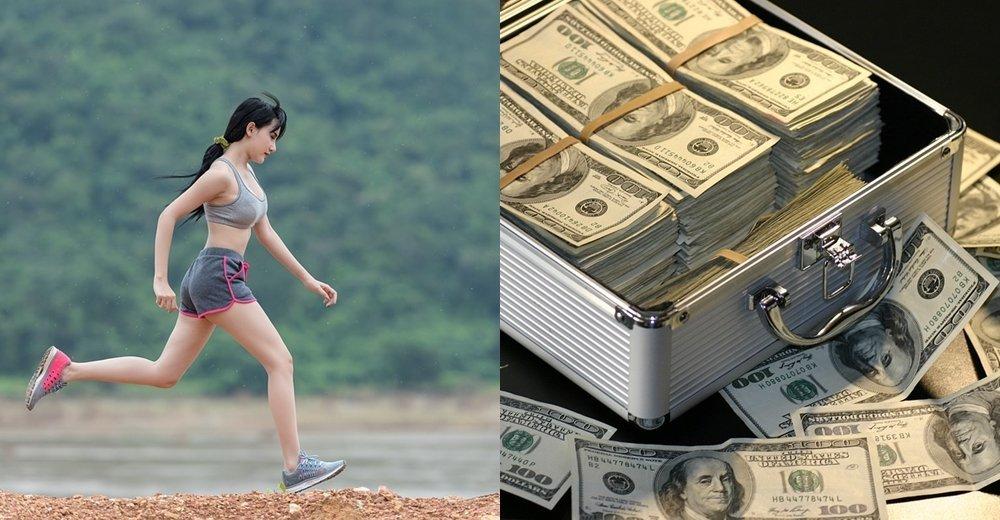 เหตุผลที่สุขภาพนำพาความสำเร็จทางด้านการเงิน